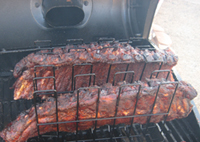 Learn to smoke pork ribs how to.