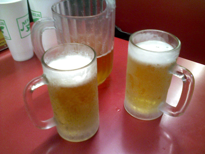 Beers @ Michael's Charcoal Grill